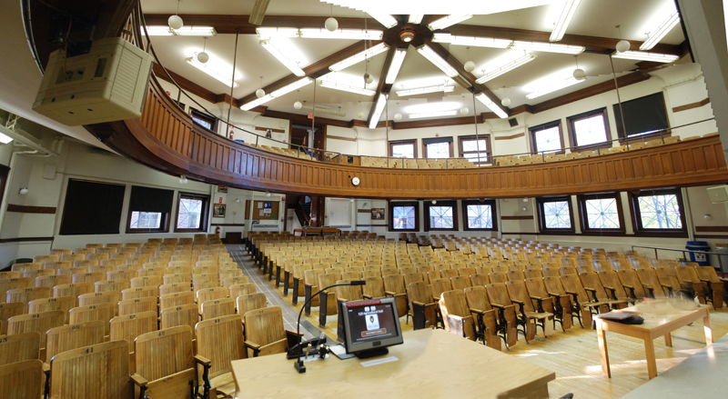 photo: ag hall 125 front